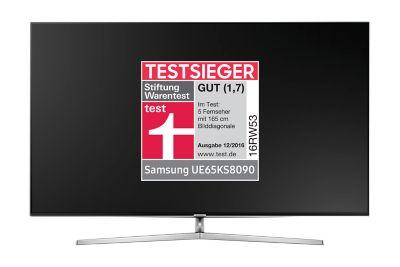 Samsung UE65KS8090 Bedienungsanleitung